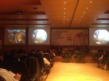 Congreso Shoulder Valencia