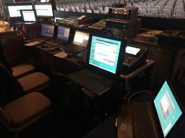 Montaje Streaming XI Congreso Internacional Cuidados Paliativos